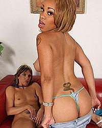 Lexi Like & Melrose Foxxx