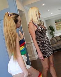 Melody Parker, Brandi Love & Cammille Austin
